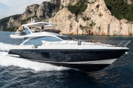 First new Azimut 72 ordered for Hong Kong