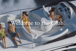 Azimut Charter Club Summer in full swing