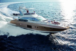 "AZIMUT YACHTS THAILAND TO LAUNCH ""WORLD'S FINEST"" FLYBRIDGE 66 YACHT AT THAILAND YACHT SHOW"
