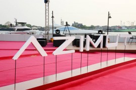 AZIMUT, THE PRESTIGIOUS ITALIAN LUXURY YACHT BRAND, LAUNCHES IN THAILAND