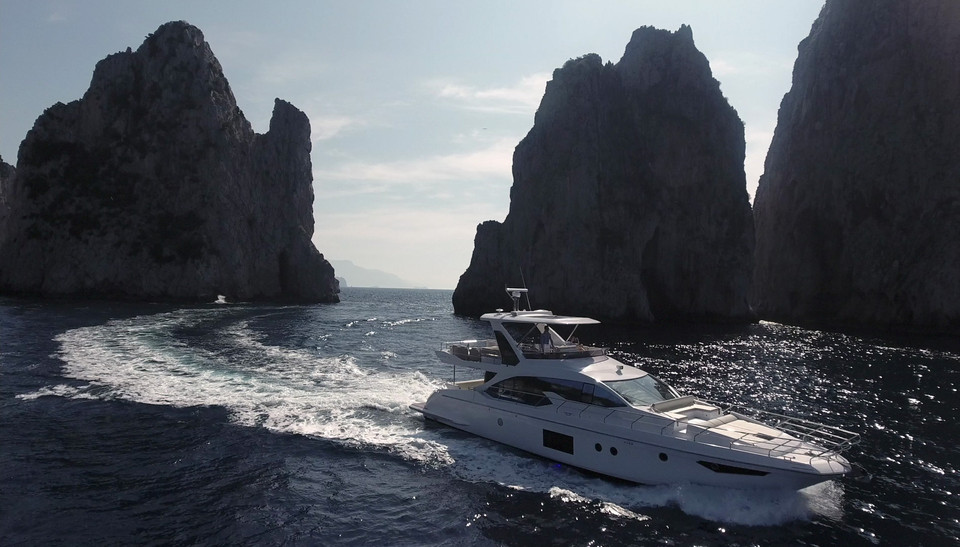 Welcome to <br/> Azimut Yachts